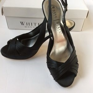 White House Black Market Camille satin NIB